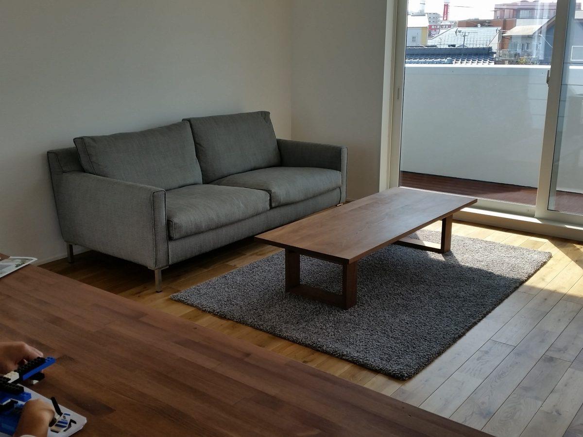 S様 / アイラーセン ストリームラインソファ、ティルリビングテーブル、レンダイニングテーブル