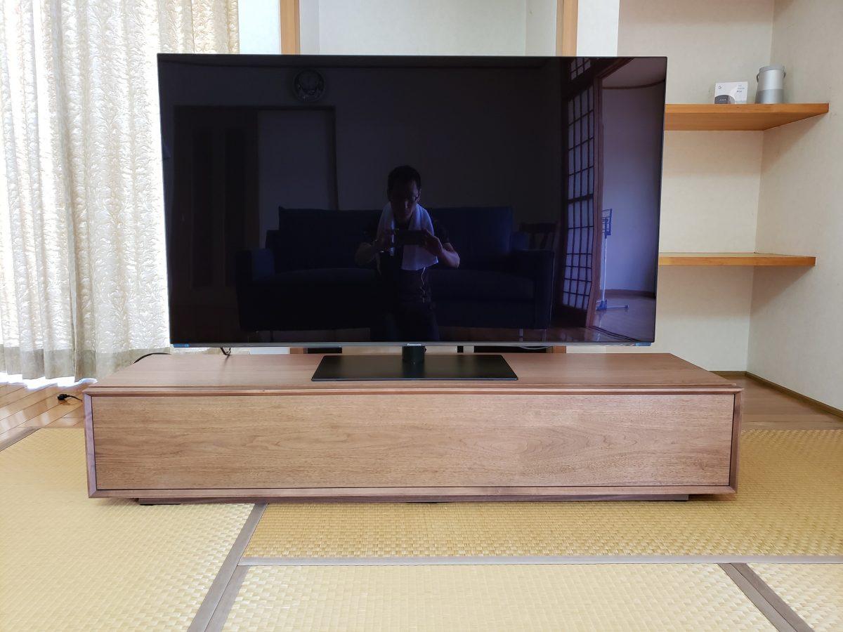 T様 / アイラーセン ストリームラインソファ、リモ2テレビボード