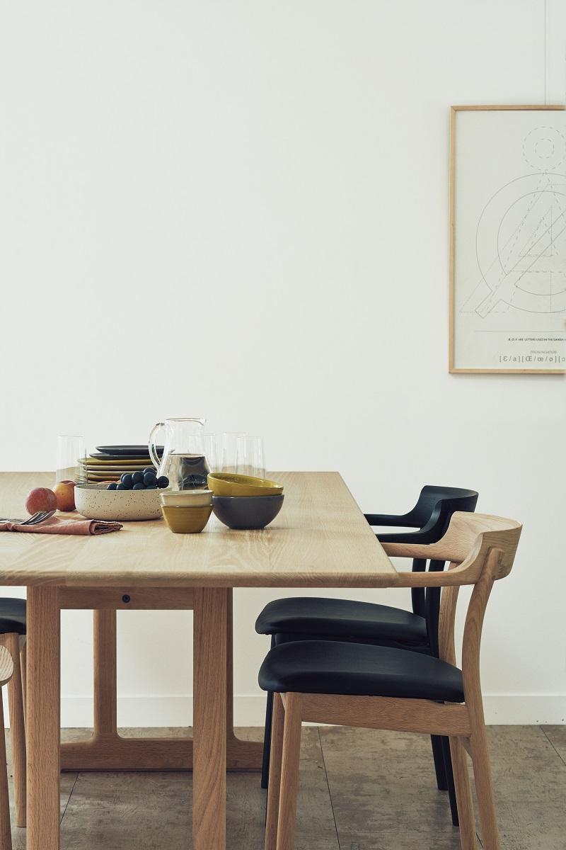 SOUP ダイニングテーブル / Tレッグ