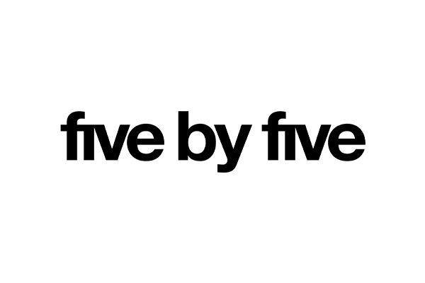five by five / ファイブバイファイブ