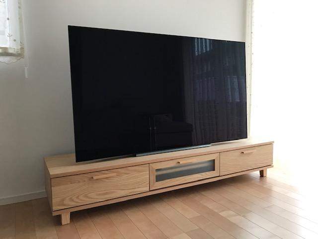 K様 / アイラーセン ストリームラインカウチソファ、エフビーテレビボード