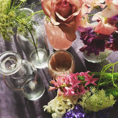 花器アレンジメント