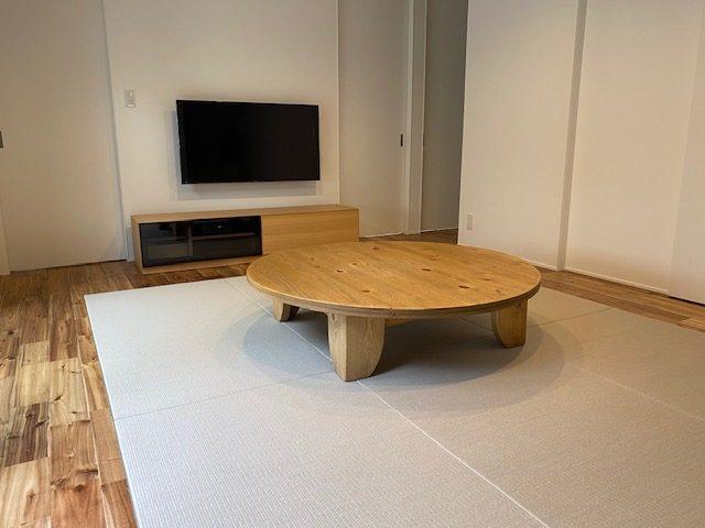 M様 / シャイン テレビボード、CH24、F-1テーブル