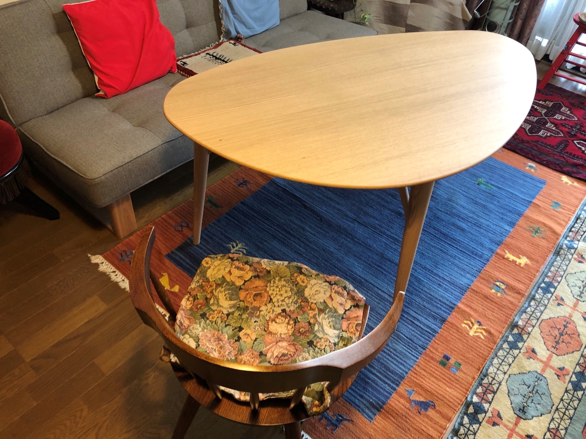 U様/クラウムダイニングテーブル